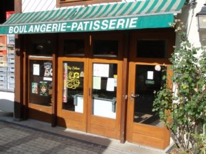 Boulangerie-pâtisserie de Laconnex